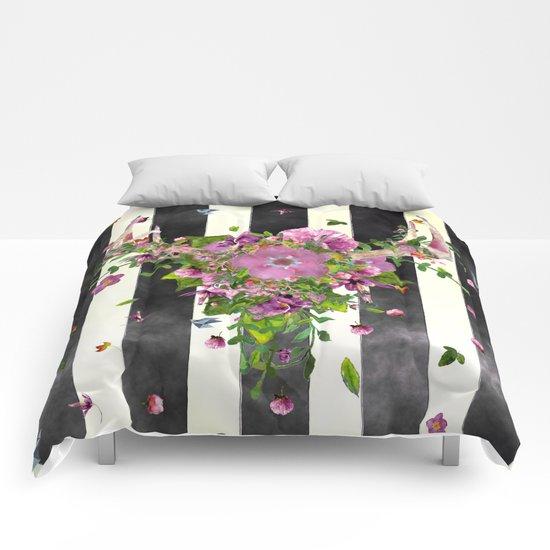 Deer Pattern 03 Comforters