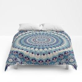 Mandala 587 Comforters