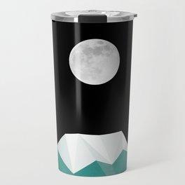 遠山の目付 (Night) Travel Mug