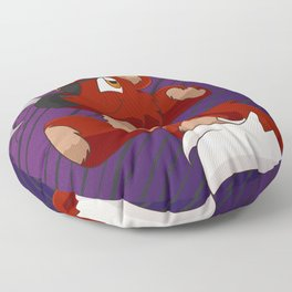 Foxie Plushie Floor Pillow