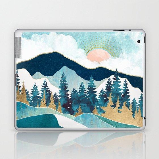 Summer Forest Laptop & iPad Skin