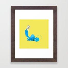 desires Framed Art Print