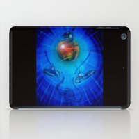 freedom iPad Cases featuring Freedom by Walter Zettl