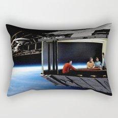 Original Series Inspired Nighthawks Rectangular Pillow