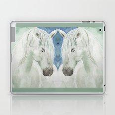 White Spirit Laptop & iPad Skin