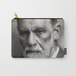 Sigmun Freud by JS Carry-All Pouch