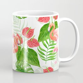 Flamingo garden Coffee Mug