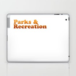 Parks and Rec Retro Laptop & iPad Skin
