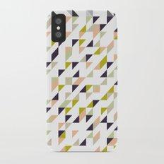Mathematical Slim Case iPhone X