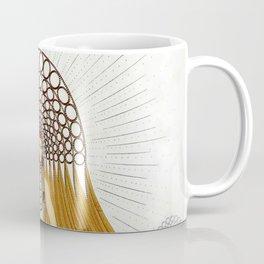 "Art Deco Oriental Design ""Café Foujita"" Coffee Mug"