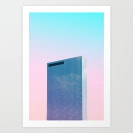 Pop-Palace Art Print