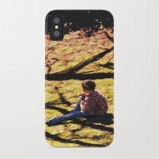 Sail Away in a Daydream Slim Case iPhone X