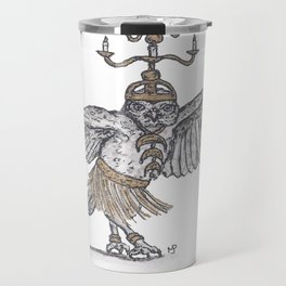 Tiny Dancer - Shamadan Owl Travel Mug