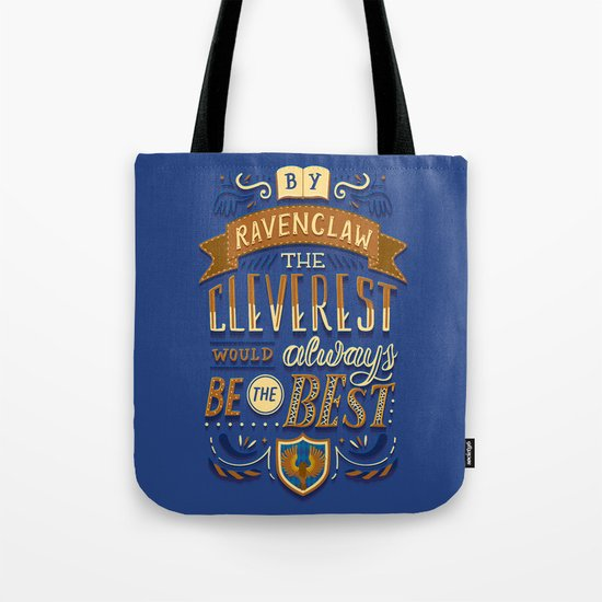 Cleverest Tote Bag