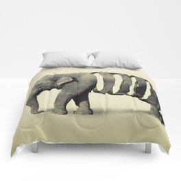 Ribbon Elephant Comforters
