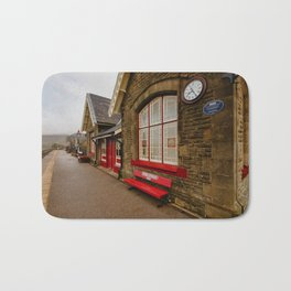 Ribblehead Station Bath Mat