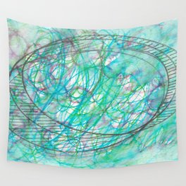 Tangled View Wall Tapestry