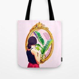 Soul Mirror Tote Bag