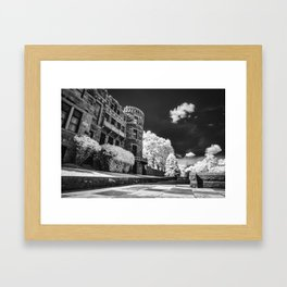 Lambert Castle Framed Art Print