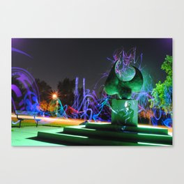 Valley Thoughts Canvas Print