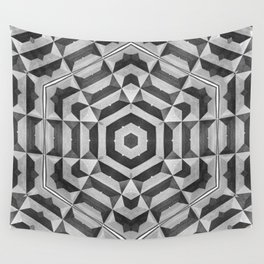Parquet Wall Tapestry