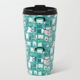 BMO patterns Travel Mug