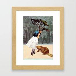 166/ p365 Framed Art Print