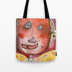 I feel excited Tote Bag