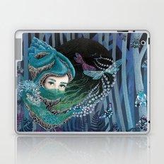 Forest eyes Laptop & iPad Skin