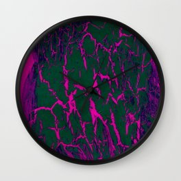 Poisoned 5.0 Wall Clock