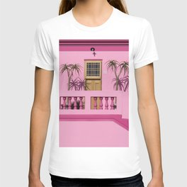 Cape Malay pink house T-shirt