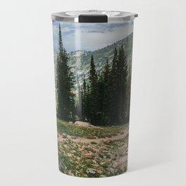 Wasatch Mountains, Utah Travel Mug