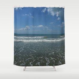 Perfect Beach Day - Litchfield Beach Shower Curtain