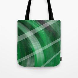 Never Ending Green Tote Bag