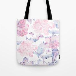 Dorothy's Roses Tote Bag