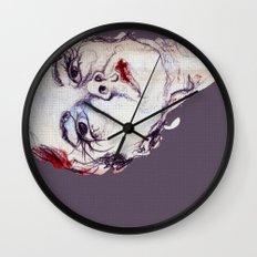 Gasa girl Wall Clock
