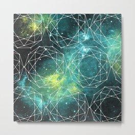 Universal Anomaly Metal Print
