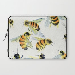 All About Bees Laptop Sleeve