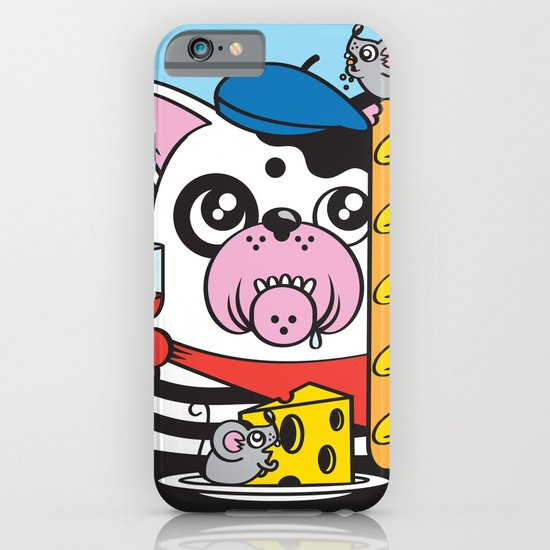 The Frenchie Connection iPhone & iPod Case