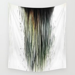 Planet Pixel Dust Up Wall Tapestry