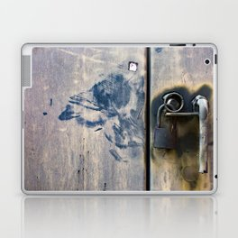 Lock / Metal / Photography Laptop & iPad Skin