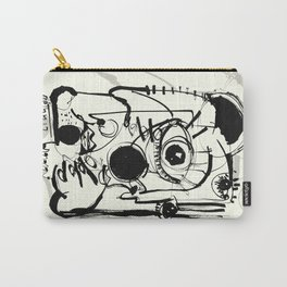 Staring Into Infinity Carry-All Pouch