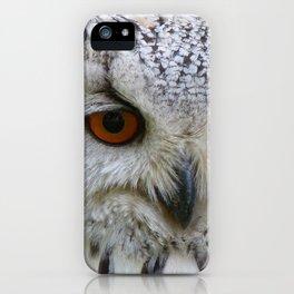 Owl | Chouette iPhone Case