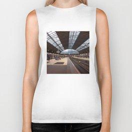Glasgow Train Station Biker Tank