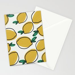 You're the zest! Stationery Cards