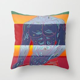 new day is coming 2 Throw Pillow