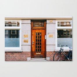 Amsterdam Zuid - Amsterdam, The Netherlands - #1 Canvas Print