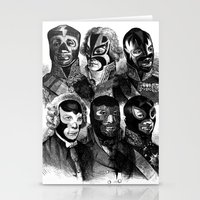 wwe Stationery Cards featuring WWE 1789 by DIVIDUS
