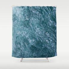 Mountain Waters II (Norway) Shower Curtain