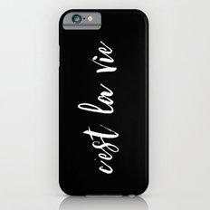 c'est la vie iPhone 6s Slim Case